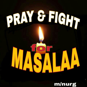 Pray and fight for Masalaa 26 August 2016 #OromoProtests