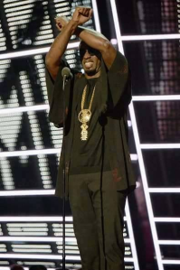 Sean John Combs also known by his stage names Puff Daddy in solidarity with #OromoProtests