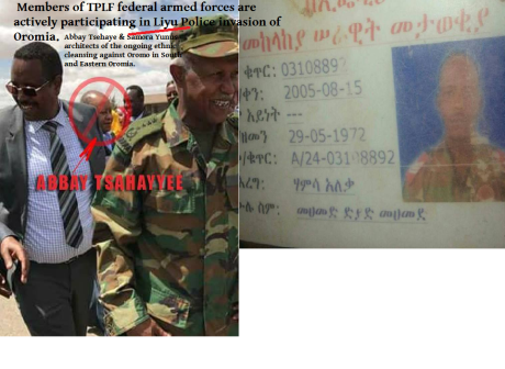 tplf-ethiopias-federal-army-abbay-tsehaye-and-samora-yunus-are-architects-of-the-ongoing-ethnic-cleansing-against-oromo-in-south-and-eastern-oromia