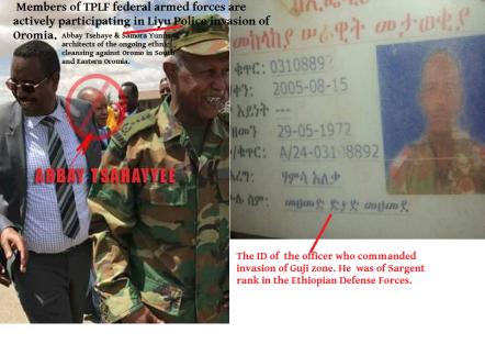 Liyu Police of Ethiopia | OromianEconomist