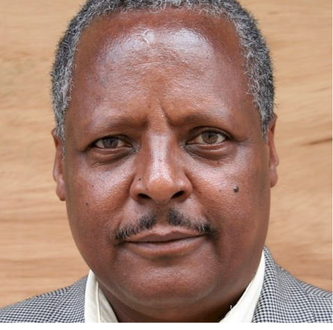 Distinguished Political Science Professor Dr. Merera Gudina, renowed Oromo Scholar and Human rRights Advocator