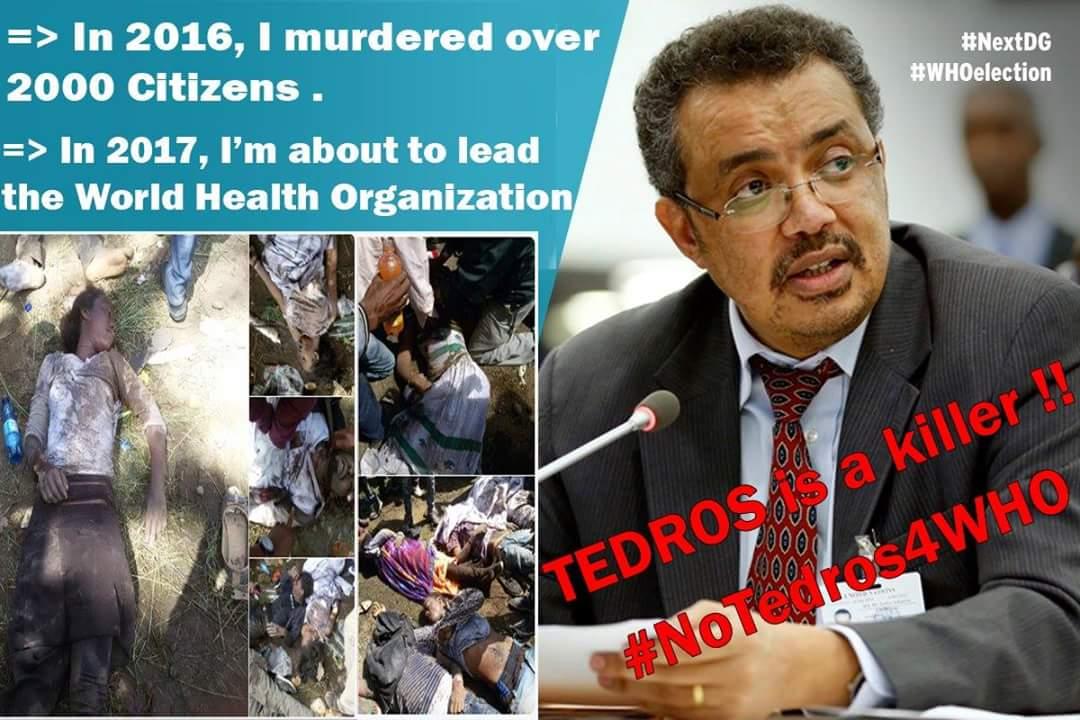 Orage cytokinique mortelle provoqué par les futurs vaccins covid 19 - Stop à la folie vaccinale  Tedros-is-a-mass-killer-in-ethiopia