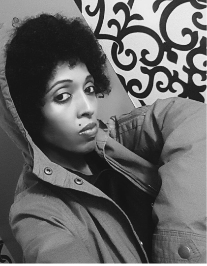 The awarding wining muscian, Oromo record artist Saliha Sami