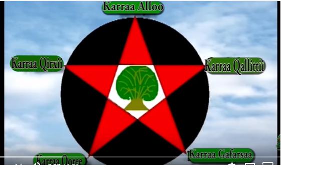 "Oromia: ""Finfinnee Karri Shani"" Galaanee Bulbulaa  New Oromo"