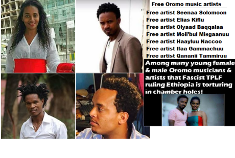 Free Oromo music artists