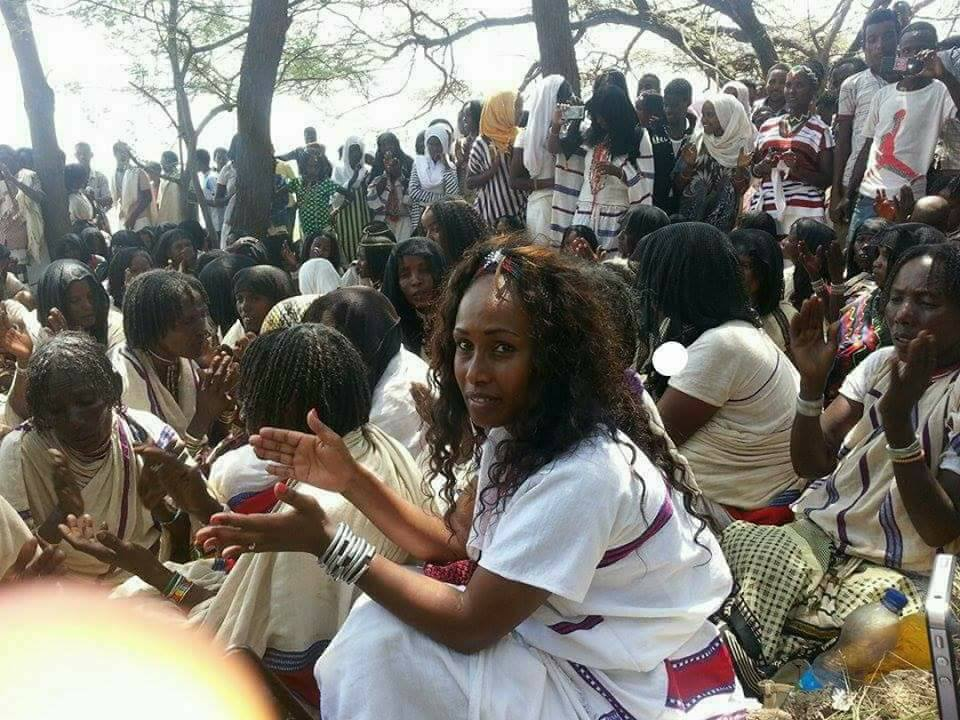 Irreecha Birraa bara 6411 (ALO), Irreecha Birraa Oromoo 2017, on 8th October 2017 colorfully celebrated in Fantalle, Malkaa Basaqaa, in the state of Oromia