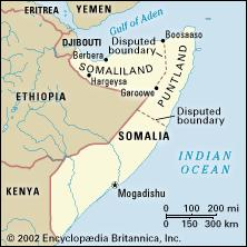 republic of Somali Land