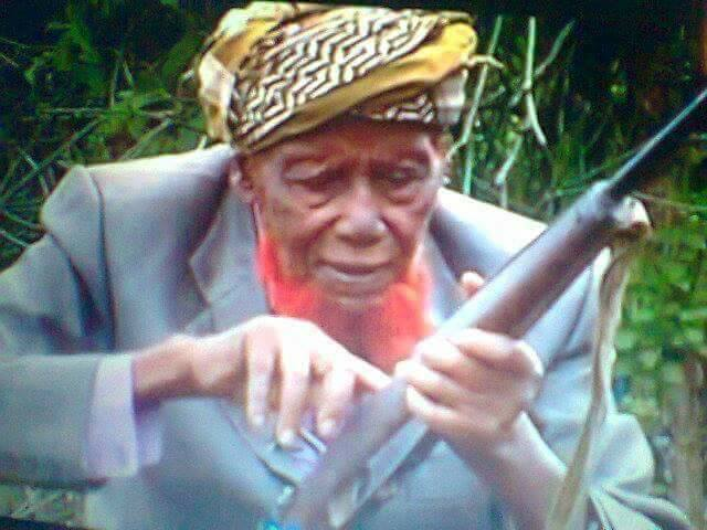 Aliyyii Cirrii, Oromo national hero, 1912-2017.png