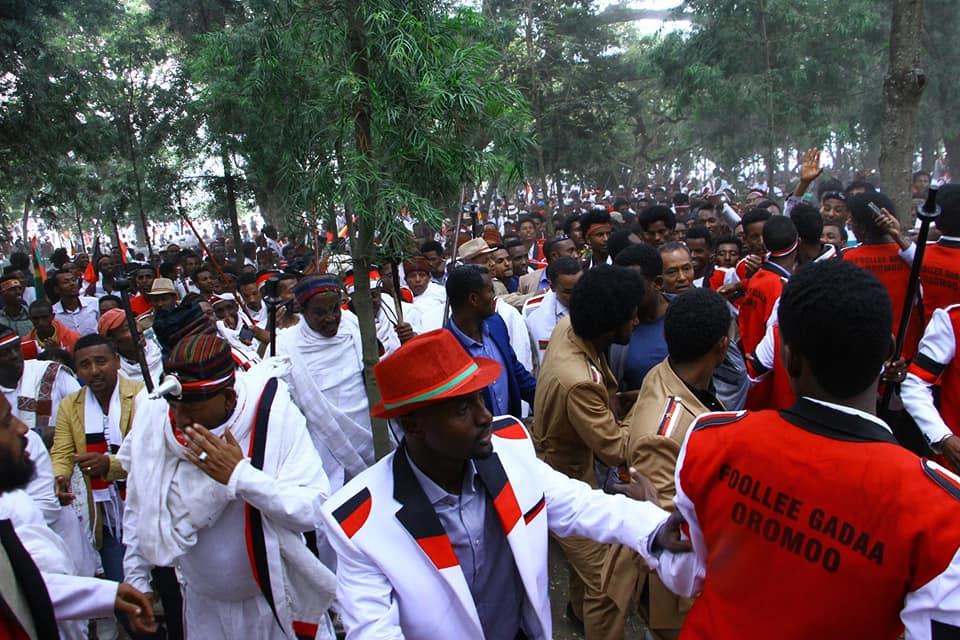 Foollee Gadaa,  Irreecha Birraa Oromo Celebration, September 30th, 2018 in Bishoftu, Oromia.png