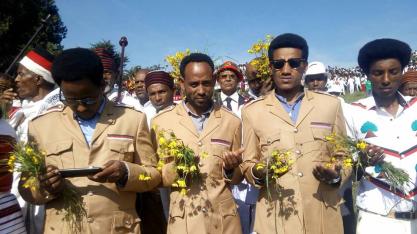 Irreecha Birraa Oromoo Malkaa Ateetee Celebration  on Sunday  8th October  2018, Buraayyuu, Oromia.png