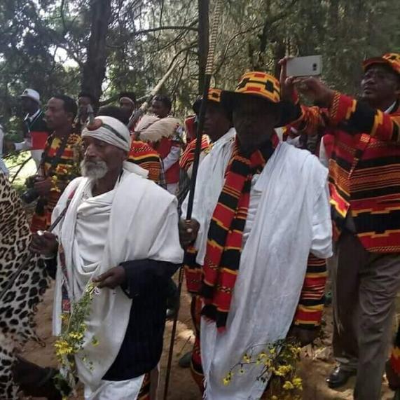 Irreecha Birraa Oromoo Malkaa Ateetee Celebration, on Sunday  8th October  2018 in Buraayyuu, Oromia.png